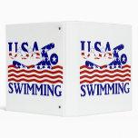 Los E.E.U.U. que nadan