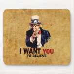 Los E.E.U.U. - Quisiera que usted creyera Tapete De Ratones