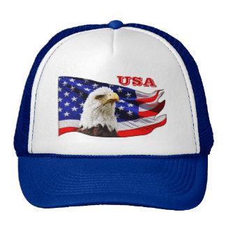 Los E.E.U.U. refrescan Eagle y el gorra del