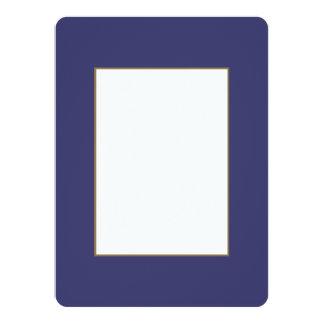 """Los E.E.U.U. señalan el azul azul del azul por Invitación 5.5"""" X 7.5"""""""