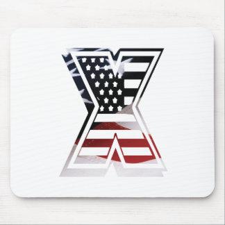 Los E.E.U.U. señalan el monograma por medio de una Mousepads
