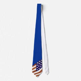 Los E.E.U.U. señalan por medio de una bandera en Corbatas Personalizadas