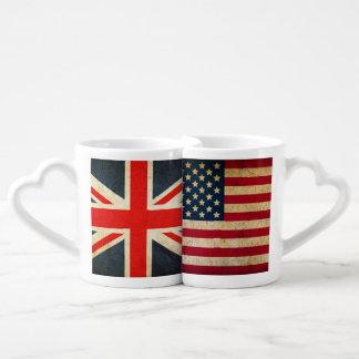 Los E.E.U.U. señalan por medio de una bandera y Tazas Para Parejas