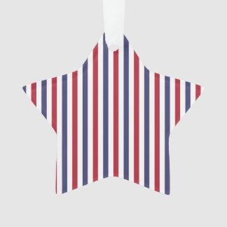 Los E.E.U.U. señalan rojo por medio de una bandera