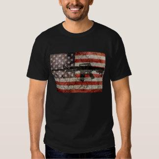 Los E.E.U.U. señalan y disparan contra la camiseta Remera