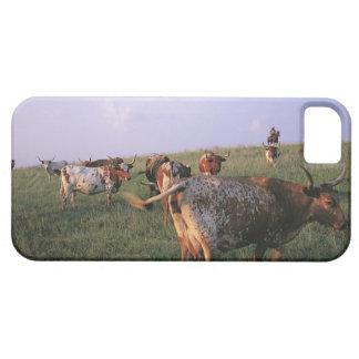 Los E.E.U.U., Tejas, Fort Worth, vaqueros que se o iPhone 5 Case-Mate Protector
