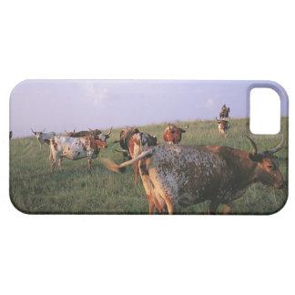 Los E.E.U.U., Tejas, Fort Worth, vaqueros que se o iPhone 5 Cárcasas