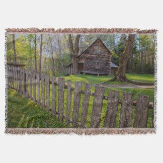 Los E.E.U.U., Tennessee, cabina en la ensenada de Manta