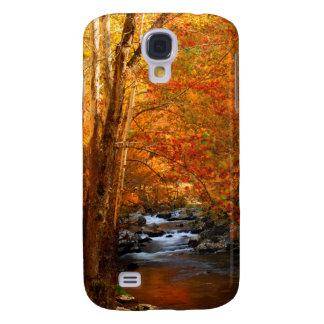 Los E.E.U.U., Tennessee. Cala de precipitación 2 Funda Para Galaxy S4