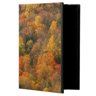Los E.E.U.U., Tennessee. Follaje de otoño 2