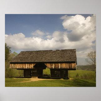 Los E.E.U.U., Tennessee, gran montaña ahumada NP Posters