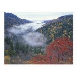 Los E.E.U.U., Tennessee, grandes montañas de Smoke Postales
