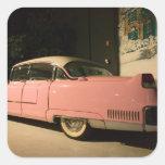 Los E.E.U.U., Tennessee, Memphis, Elvis Presley 3 Pegatina Cuadrada