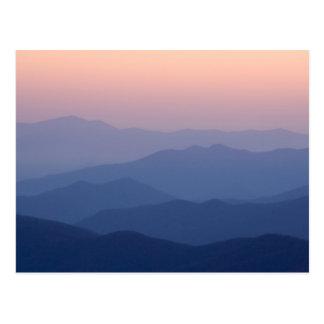 Los E.E.U.U., Tennessee, nacional de Great Smoky Postales