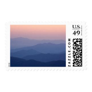 Los E.E.U.U., Tennessee, nacional de Great Smoky Sellos