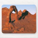 Los E.E.U.U., Utah, arquean a NP. El arco delicado Tapete De Ratones