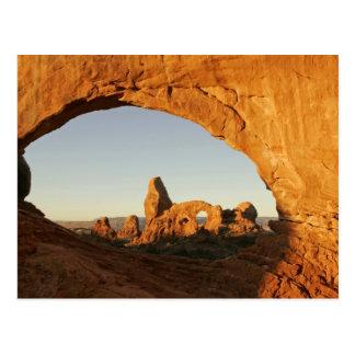 Los E.E.U.U., Utah, arquean el parque nacional. Ar Postal