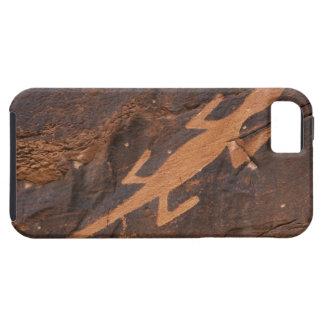 Los E.E.U.U., Utah. Arte prehistórico de la roca iPhone 5 Funda