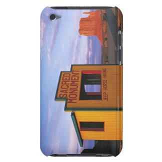 Los E.E.U.U., Utah, cabina de Navajo en la entrada iPod Touch Case-Mate Funda