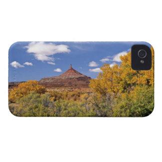 Los E.E.U.U., Utah, cerca del parque nacional de C iPhone 4 Protector