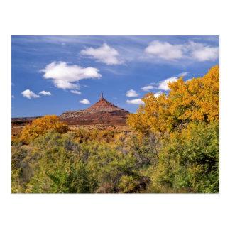 Los E.E.U.U., Utah, cerca del parque nacional de C Postal