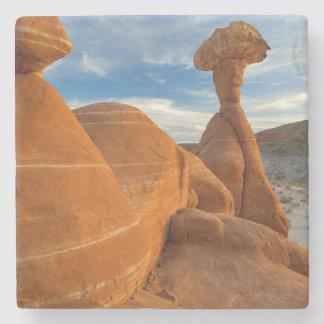 Los E.E.U.U., Utah, escalera magnífica Posavasos De Piedra