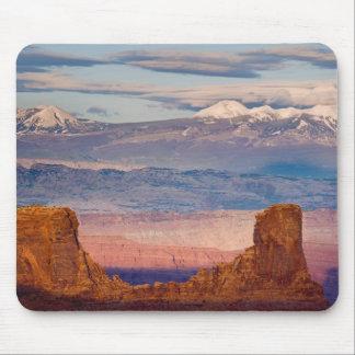 Los E.E.U.U., Utah. Escénico de las montañas de la Alfombrilla De Ratón
