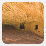 Los E.E.U.U., Utah, Mesa del cedro, barranco de la Colcomanias Cuadradass