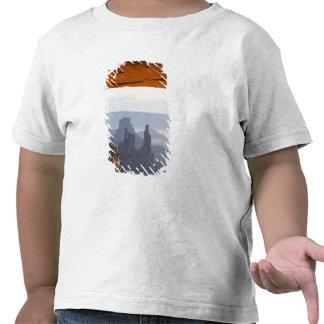 Los E.E.U.U., Utah, parque nacional de Camisetas