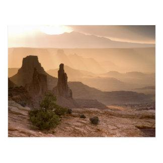 LOS E.E.U.U.; Utah; Parque nacional de Tarjetas Postales
