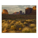 Los E.E.U.U., Utah, parque nacional del valle del  Poster
