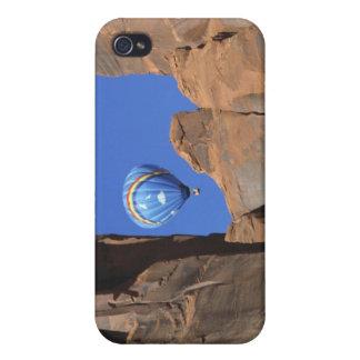 Los E.E.U.U., Utah, valle del monumento. Un arco i iPhone 4/4S Carcasa