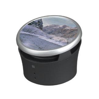 Los E.E.U.U., Utah, Zion NP. Nuevas cubiertas de n Altavoz Bluetooth
