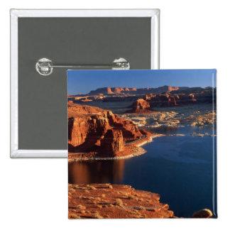 Los E.E.U.U., Utah, zona de recreo nacional 2 de G Pin Cuadrada 5 Cm