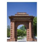 Los E.E.U.U., VA, Arlington. Puerta de McClellan e Tarjetas Postales