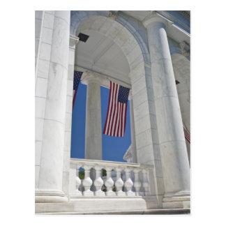 Los E.E.U.U., VA, Arlington. Se cuelgan las Postal