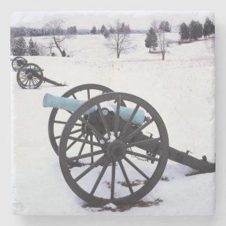 Los E.E.U.U., Virginia, campo de batalla del Posavasos De Piedra