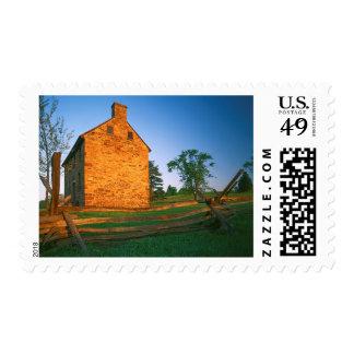 Los E.E.U.U., Virginia, campo de batalla nacional Sellos Postales