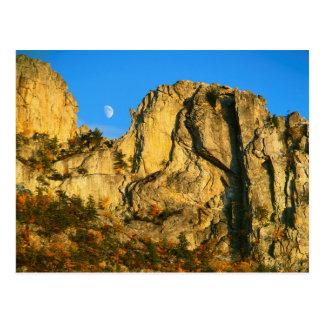 Los E.E.U.U., Virginia Occidental, rocas Spruce 2 Postal
