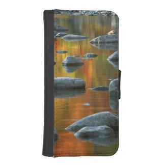 Los E.E.U.U., Virginia Occidental, rocas Spruce 3 Funda Tipo Cartera Para iPhone 5