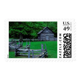 Los E.E.U.U., Virginia, ruta verde azul de Ridge, Estampilla