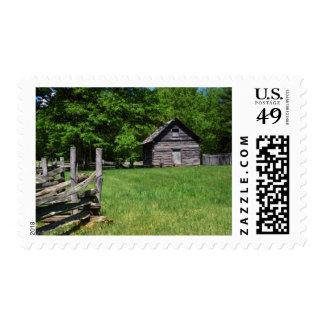 Los E.E.U.U., Virginia, ruta verde azul de Ridge, Sellos