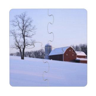 Los E E U U Virginia Shenandoah Valley granero