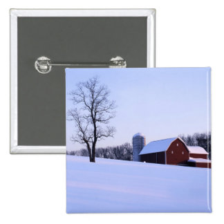 Los E.E.U.U., Virginia, Shenandoah Valley, granero Pin