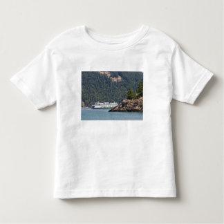 LOS E.E.U.U., WA. Transbordadores del estado de Camisas