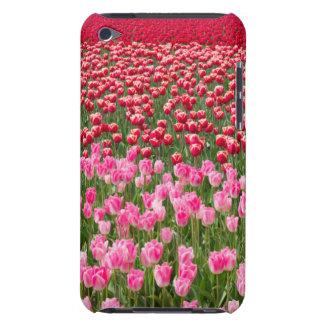 Los E.E.U.U., Washington. Campo de tulipanes Cubierta Para iPod De Barely There
