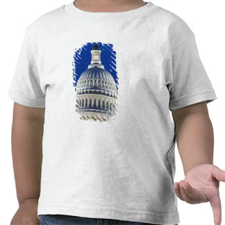 Los E.E.U.U., Washington, D.C. Close-up del capito Camiseta