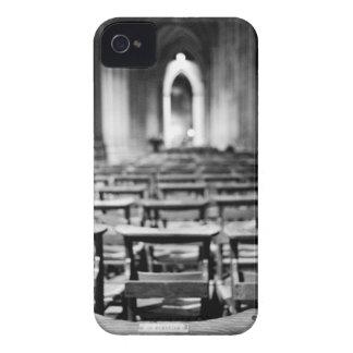 Los E.E.U.U., Washington DC. Bancos de la iglesia  Case-Mate iPhone 4 Fundas