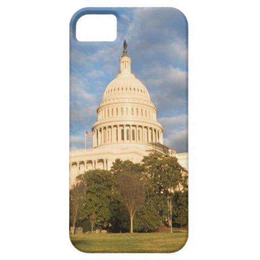 Los E.E.U.U., Washington DC, edificio del capitoli iPhone 5 Case-Mate Protector