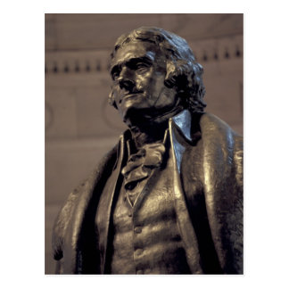 Los E.E.U.U., Washington DC. Monumento de Thomas Tarjetas Postales
